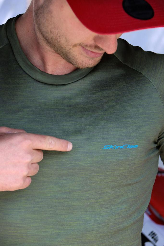 Fotografia di Goggia testimonial skinclaim intimo tecnico funzionale 3